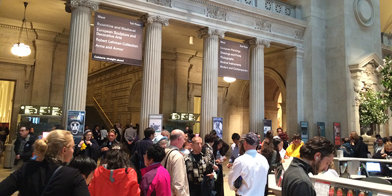 Agile user research at the Metropolitan Museum of Art: an interview with Liz Filardi and Karen Plemons
