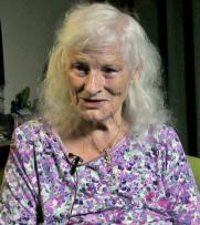 Photo of community member Irene