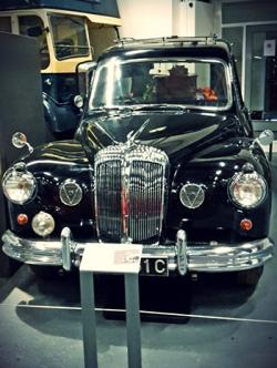 Daimler Hearse